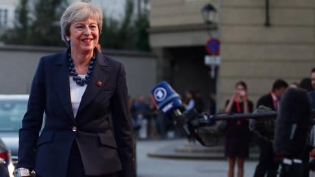 Καμία πρόοδο για το Brexit δεν έφερε η ομιλία της Τερέζα Μέι