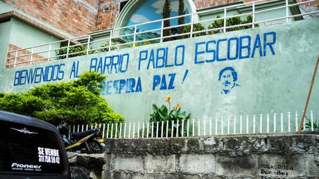 Κολομβία: Τέλος στις τουριστικές… ναρκο-περιηγήσεις στο μουσείο του Εσκομπάρ