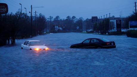 Κυκλώνας Φλόρενς: Αυξάνεται ο τραγικός απολογισμός – Στους επτά οι νεκροί (pics&vid)