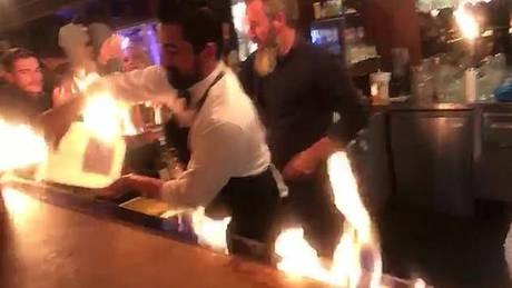 Κωνσταντινούπολη: Φωτιά στο εστιατόριο του Salt Bae – Έλληνας τουρίστας μεταξύ των εγκαυματιών