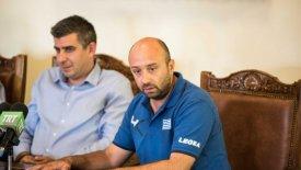 Λέανδρος: «Η παρουσία μας στο Ευρωπαϊκό Πρωτάθλημα αποτελεί οδηγό για την επόμενη χρονιά»