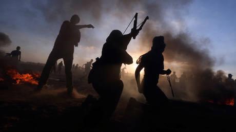 Νέες ταραχές στη Λωρίδα της Γάζας με έναν νεκρό και δεκάδες τραυματίες