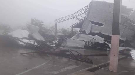 Νεκροί και καταστροφές από τον υπερτυφώνα Μανγκούτ που σαρώνει Φιλιππίνες και Ταϊβάν