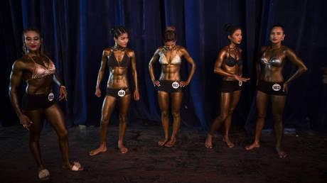 Νεπάλ: Νέες γυναίκες αντιστέκονται στην πατριαρχία και γίνονται body builders (pics)