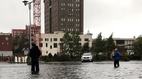 Ο κυκλώνας Φλόρενς «σαρώνει» τις ΗΠΑ: Τρεις νεκροί και εικόνες καταστροφής