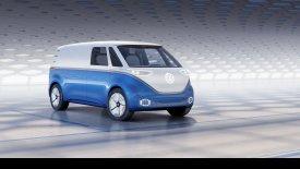 Παγκόσμια πρεμιέρα για το VW I.D. Buzz Cargo στο Αννόβερο