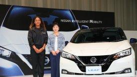 Πρέσβειρα της Nissan η 20χρονη τενίστρια Ναόμι Οσάκα!