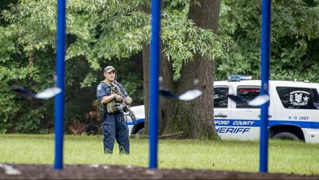 Πυροβολισμοί στο Μέριλαντ: Συνελήφθη ο ένοπλος