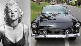 Πωλείται το Ford της Μέριλιν Μονρόε! (pics)