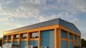 Συγκίνηση στα εγκαίνια του κλειστού γυμναστηρίου «Ελένη Πολυχρονίδου»