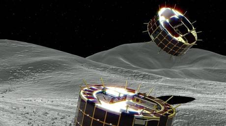 Τα Hayabusa 2 έγραψαν ιστορία: Προσεδαφίστηκαν στον αστεροειδή Ριούγκου (pics)