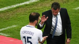 Τι ψήφισαν Σκίμπε-Τοροσίδης στα βραβεία της UEFA