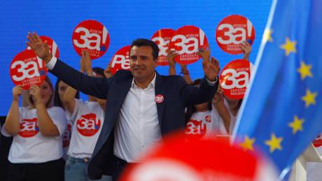 Το σποτ του Ζάεφ για το δημοψήφισμα με μήνυμα για την «Ευρωπαϊκή Μακεδονία» (vid)