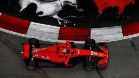 Το 1-2 έκανε η Ferrari στο FP3 της Σιγκαπούρης!