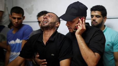 Χωρίς τέλος οι συγκρούσεις στη Γάζα: Έξι ακόμη Παλαιστίνιοι νεκροί  (pics)