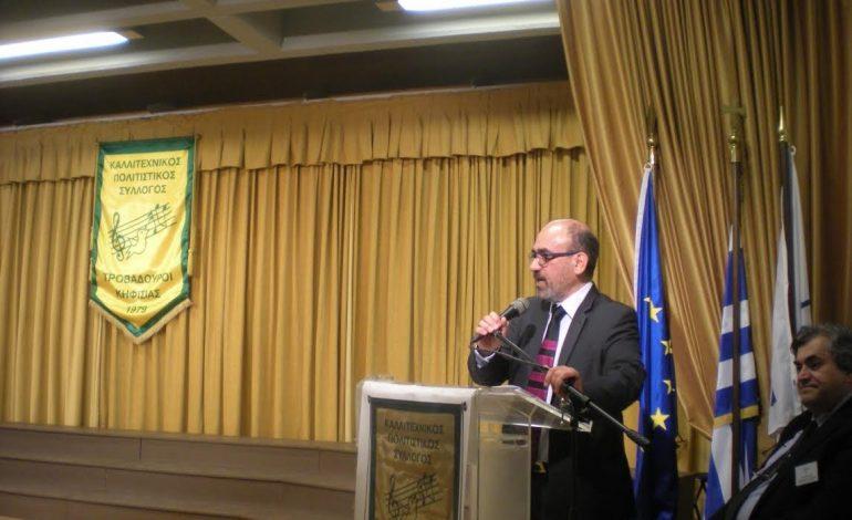 Ζήτημα ηγεσίας στο συνδυασμό της διοίκησης θέτει ο Χρήστος Καλός. Αμφισβητεί το Δήμαρχο Γ. Θωμάκο.