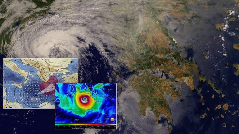 Οι Ιταλοί αναβαθμίζουν σε τυφώνα τον «Ζορμπά»