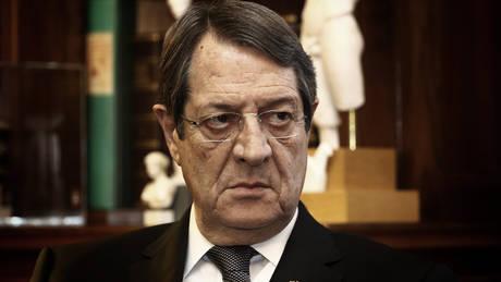Aναστασιάδης: Νέα αποτυχία στις συνομιλίες μπορεί να δημιουργήσει νέες σκέψεις για το Κυπριακό
