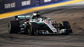 LIVE – Formula 1: Γκραν Πρι Σιγκαπούρης