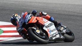 Nτοβιτσιόζο και Ducati εντυπωσιάζουν στην Αραγωνία