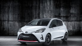 To Toyota Yaris αποκτά μια σπορ έκδοση! (pics)