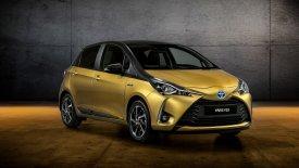 To Toyota Yaris σβήνει 20 κεράκια και γιορτάζει! (pics)