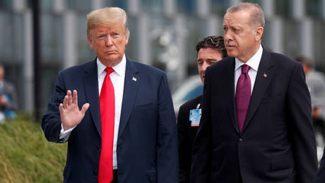 WSJ: Στρατιωτική απαγκίστρωση από την Τουρκία υπέρ της Ελλάδας δρομολογούν οι ΗΠΑ