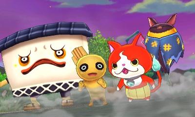 Yo-kai Watch Blasters: White Dog Squad Review