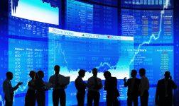 Ισχυρά κέρδη για τον Dow Jones με ώθηση από τις τράπεζες