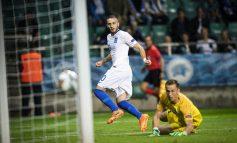 Έκανε... ποδαρικό με νίκη στο Nations League η Εθνική, 1-0 την Εσθονία