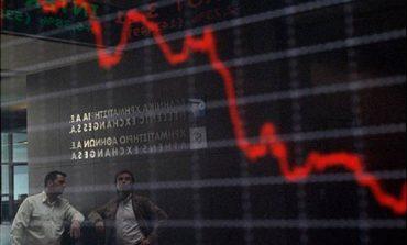 Στο κόκκινο και πάλι το Χρηματιστήριο, λόγω τραπεζών και ΑΕΠ