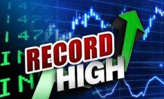 Δεύτερο συνεχόμενο ρεκόρ για τον Dow Jones