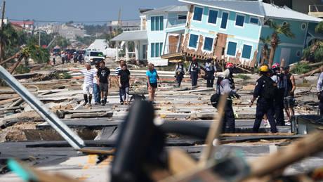 Βόρεια Καρολίνα και Βιρτζίνια απειλεί ο κυκλώνας Μάικλ