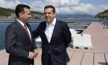 Ζάεφ: Ο Τσίπρας με διαβεβαίωσε ότι παραμένει προσηλωμένος στη Συμφωνία των Πρεσπών