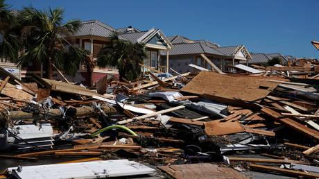 ΗΠΑ: Έξι νεκροί από το πέρασμα του κυκλώνα Μάικλ
