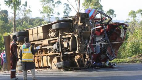 Κένυα: 51 νεκροί σε τροχαίο δυστύχημα λεωφορείου