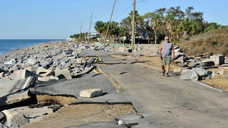 Κυκλώνας Μάικλ: Βρέθηκαν εκατοντάδες επιζώντες