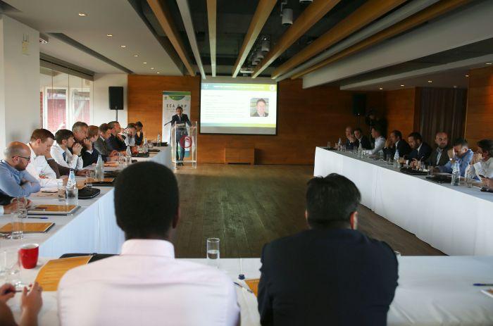 Ο Ολυμπιακός φιλοξένησε τους κορυφαίους (photo)