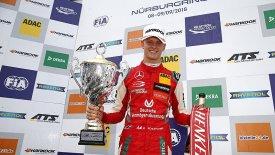 Πρωταθλητής Ευρώπης στη Formula 3 ο γιος του Σουμάχερ