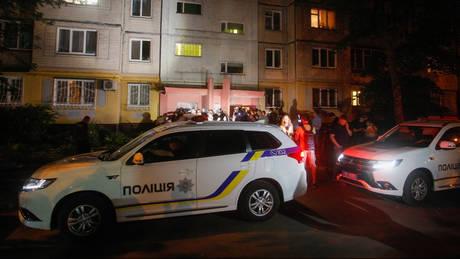 Συναγερμός στην Ουκρανία μετά από έκρηξη σε αποθήκη με πολεμοφόδια