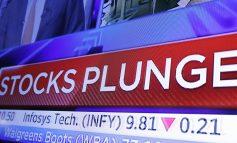 "Sell-off στη Wall Street, με ""βουτιά"" 800 μονάδων για τον Dow Jones"