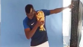 DAB με το Παγκόσμιο Κύπελλο ο Πογκμπά (vid)