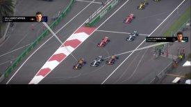 Formula 1: Tα highlights από το Γκραν Πρι στο Μεξικό! (vid)