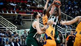 H... επιρροή του Λάνγκφορντ στα ματς της EuroLeague (pic)