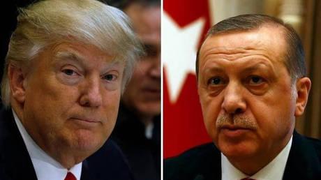 Έντονη ανησυχία Τραμπ – Ερντογάν για την κατάσχεση των ουκρανικών πλοίων από τη Ρωσία