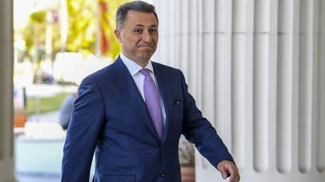Αίτημα για αφαίρεση της βουλευτικής ιδιότητας του Νίκολα Γκρούεφσκι