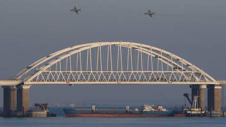Αμερικανικό κατασκοπευτικό πετάει πάνω από τη Μαύρη Θάλασσα