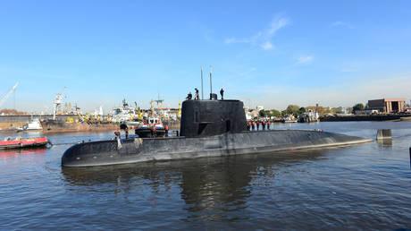 Αργεντινή: Εντοπίστηκε το υποβρύχιο «San Juan» έναν χρόνο μετά την εξαφάνισή του