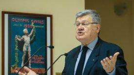 Εκδήλωση με ομιλητή τον Χρήστο Ζούπα από τον Γ.Σ Απόλλωνα Σμύρνης