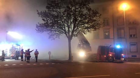 Ελβετία: Μεγάλη φωτιά σε κτήριο –Έξι νεκροί μεταξύ των οποίων και παιδιά (pics)